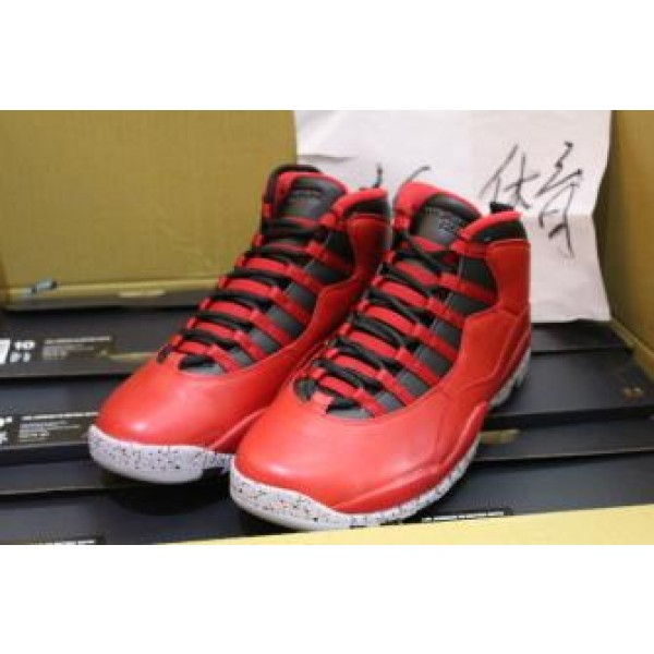 newest collection f6062 c1d8a Air Jordan 10 Bulls Over Broadway , Discount Jordans Sale